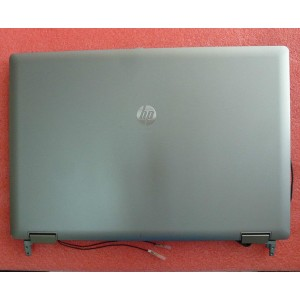 "HP ProBook 6445B 14"" LCD Back Cover - Front Bezel - Hinges - Cable - AP07E00500"