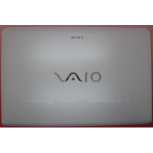 Sony Vaio SVE15 Series LCD Back Cover (White)