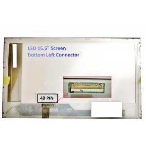 "15.6"" Laptop LED LCD HD Screen for Dell Inspiron N5110 M5110 WXGA Glossy"