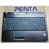 Lenovo G570 G575 Bottom Base Cover Case + Palmrest + Keyboard Combo