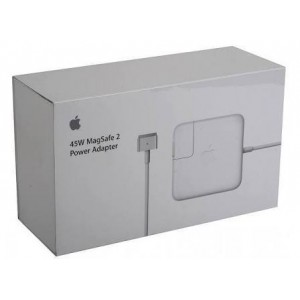 Apple 45w MagSafe2  power adapter for macbook air