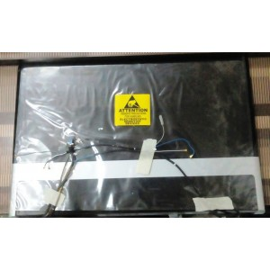 Dell XPS 16 1640 1645 1647 Back Cover, Bezel with Hinges (with Front Glass)