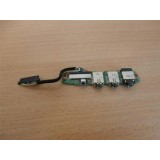 HP Pavilion DV6000 Audio Jack PCB With Cable