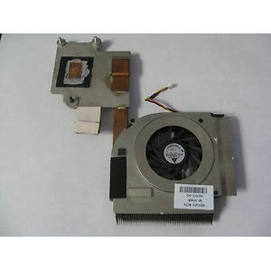 HP Pavilion DV5 AMD Laptop CPU Cooling Fan and HeatSink 491572-001