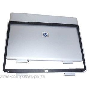 "HP Pavilion ZD7000 17.1"" LCD Back Cover + Front Bezel P/N 3BNT1LCTP07"