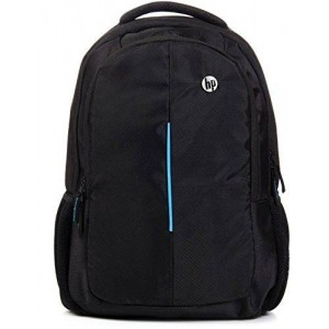 HP Synthetic 30 Ltr Black Laptop Backpack