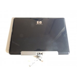 "HP TouchSmart 12.1"" TX1000 Back Cover 441402-001 Front Bezel with Hinge NICE GLP"