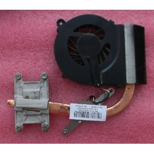 HP Compaq CQ42 G42 CQ62 G62 CPU Cooling Fan with Heatsink