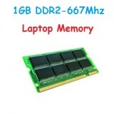 1GB DDR2-667Mhz Laptop Memory (RAM) PC2-5300s