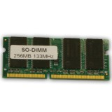 256MB SD-133Mhz Laptop Memory (RAM) PC1300