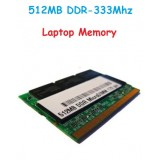 512MB DDR-333Mhz Laptop Memory (RAM) PC2700