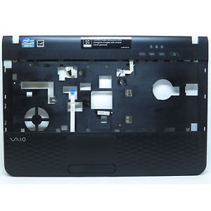 Sony Vaio VPC EG  Series Palmrest With Touchpad P/N 60.4MP10.005