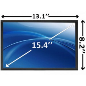 Used 15.4 inch Laptop LCD Screen