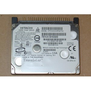 "1.8"" 40GB IDE Laptop Hard Disk (HDD)"