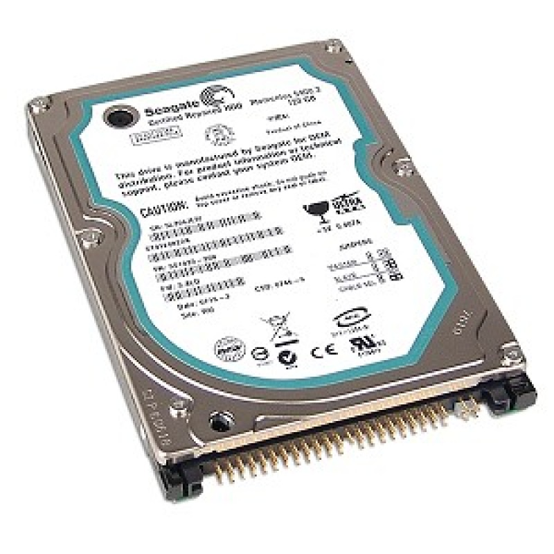 25 160GB IDE Laptop Hard Disk HDD