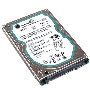 120GB Laptop Sata HDD Seagate 2.5 Inch