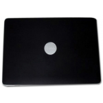 Dell Inspiron 1525 1526 LCD Back Cover Black 0RU676