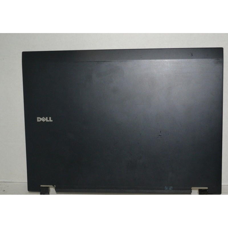 how to open dell laptop body